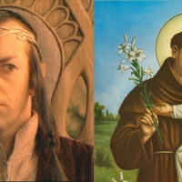 Someone Accidentally Prayed to Elf Lord Elrond from 'Lord of the Rings'