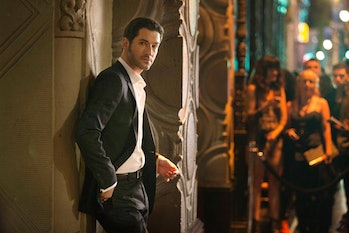 Tom Ellis as Lucifer Morningstar in 'Lucifer'
