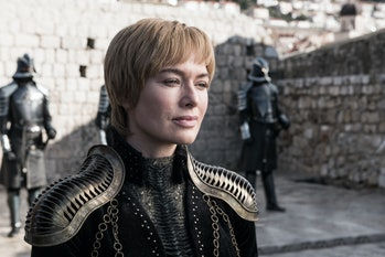 Lena Headey as Cersei Lannister. A new theory posits it will be the Hound who kills her.