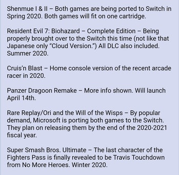 4chan nintendo direct leak smash bros