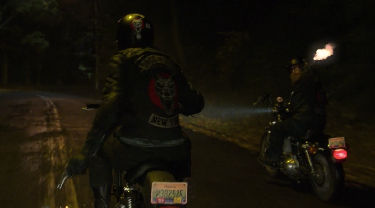 Dogs of Hell Punisher MCU