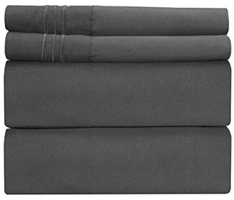 CGK Unlimited 4-Piece Extra Soft Sheet Set