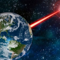 Aliens Might Use High-Powered Lasers to Let Us Know Where They Are