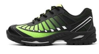 Indestructible Shoes - Reef Green
