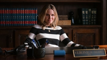 Kristen Bell in Veronica Mars Season 4