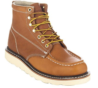 "EVER BOOTS ""Weldor Men's Moc Toe Construction Work Boots"