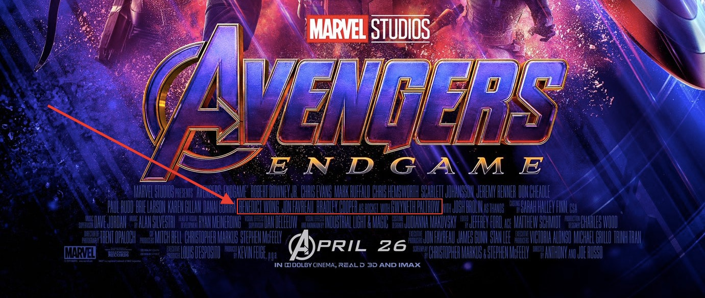 The Best Avenger Endgame Logo Png