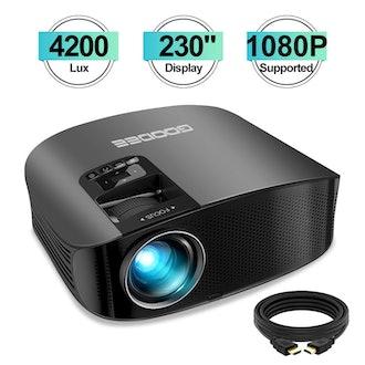 GooDee Full HD Projector