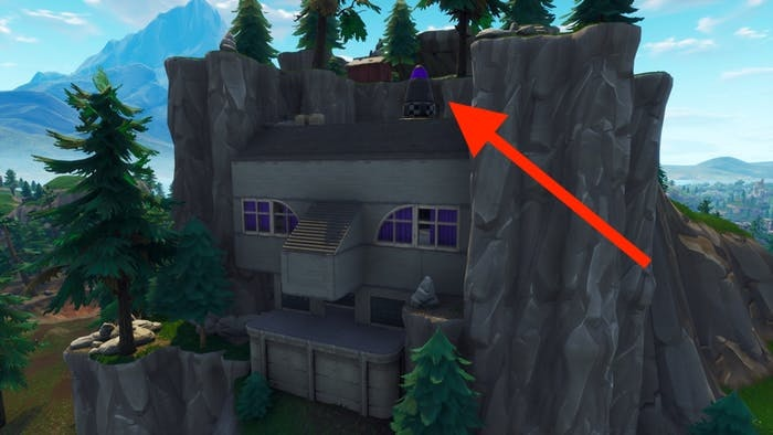That missile in the supervillain lair might launch by the end of 'Fortnite' Season 4.
