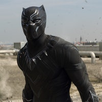 'Black Panther 2' movie may use wild mecha concept cut from 'Infinity War'