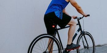 Night Provision Proton R60 Motion-Sensing Bike Brake Light