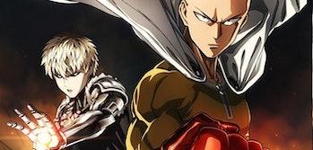 Saitama and his cyborg sidekick Genos look legitimately badass ... some of the time.