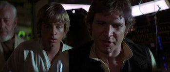 """""""Traveling through hyperspace ain't like dusting crops, boy!"""""""