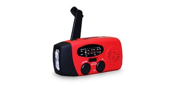 Emergency Multi-Function Radio & Flashlight