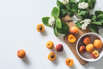fructose fruits