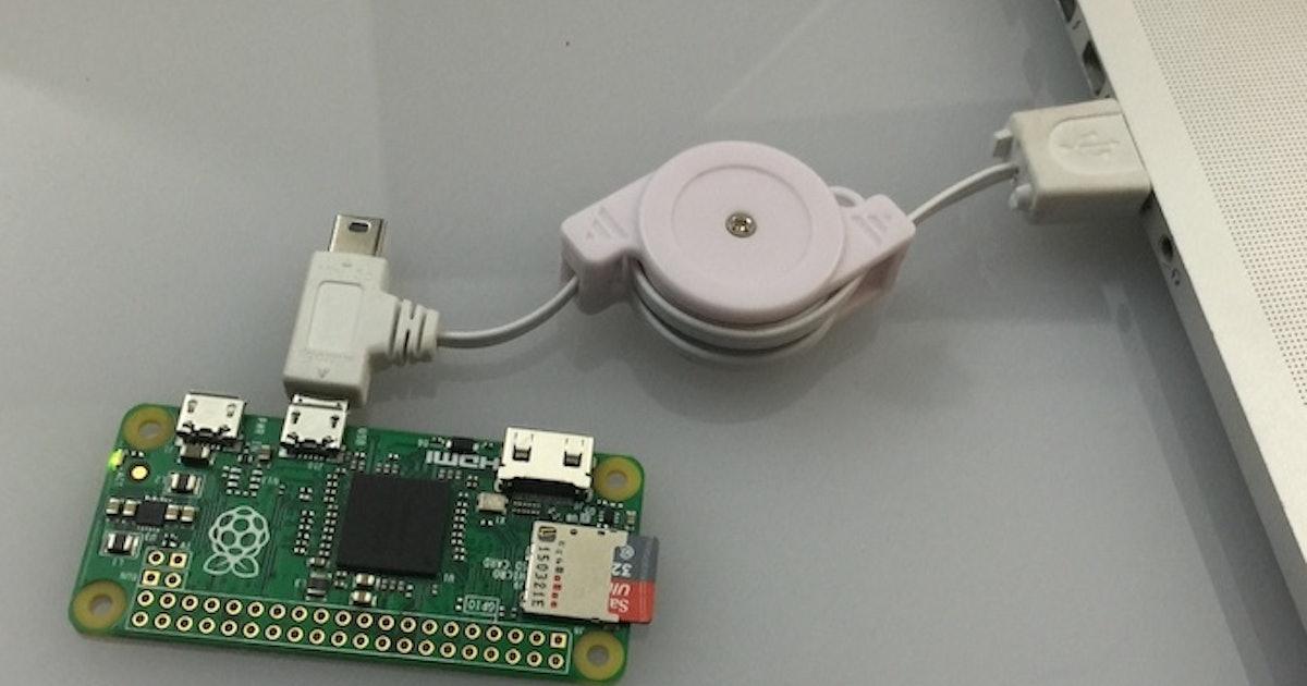 New PoisonTap Hack Uses $5 Raspberry Pi Zero To Backdoor