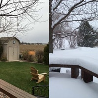 Winter Storm Bella Pelts the Midwest and This Season's First Insane, Snowy Photos Hit Social Media