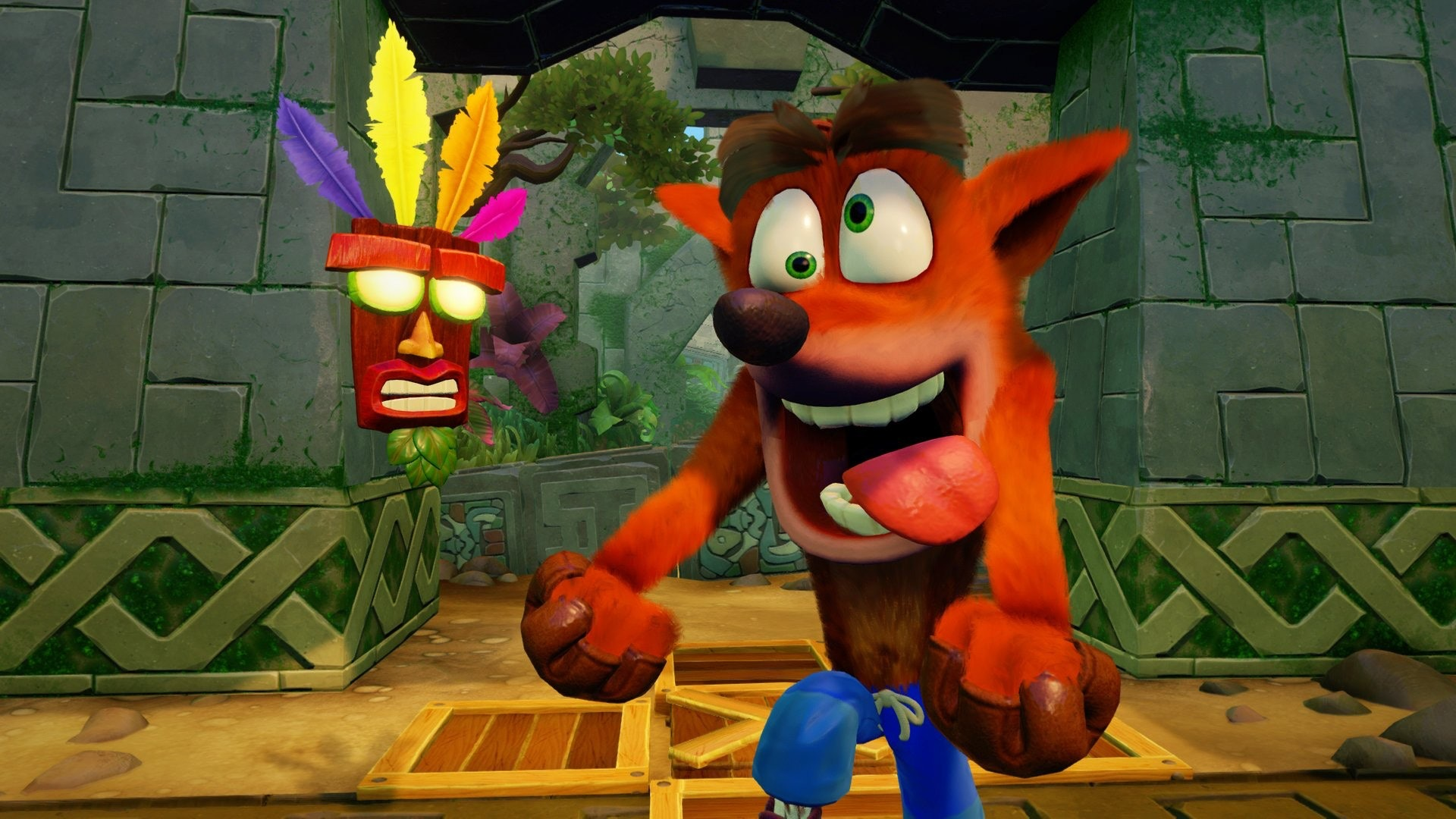 crash bandicoot game super smash bros ultimate