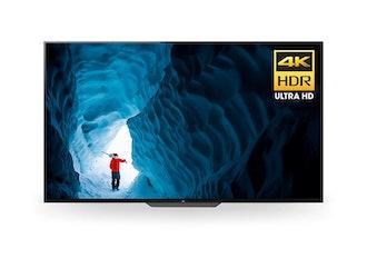 Sony 55-Inch 4K Ultra HD TV