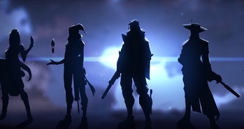 riot games project a shooter