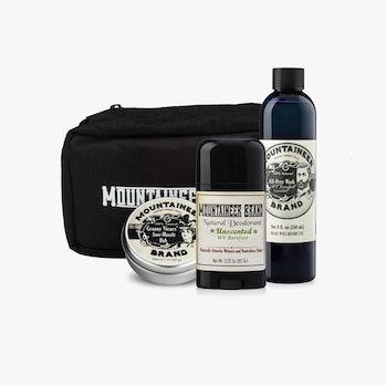 Mountaineer Brand deodorant