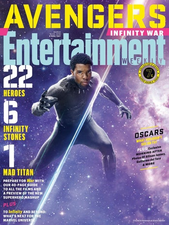 Avengers Black Panther Infinity War