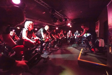 Exercise, Spin Class, WOrkout