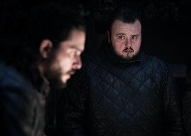 Game of Thrones Season 8 Sam