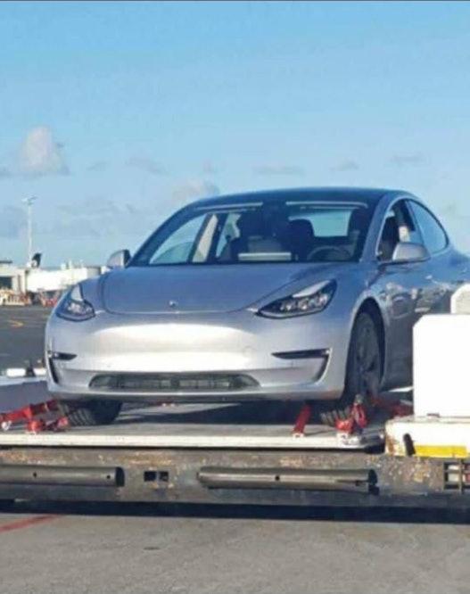Tesla Model 3 New Zealand
