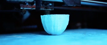3d printed flower