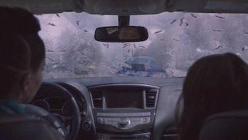 Squid rain on HBO's 'Watchmen'