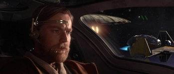Obi-Wan in 'Revenge of the Sith'