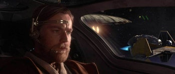 Obi-Wan in 'Revenge of the Sith'