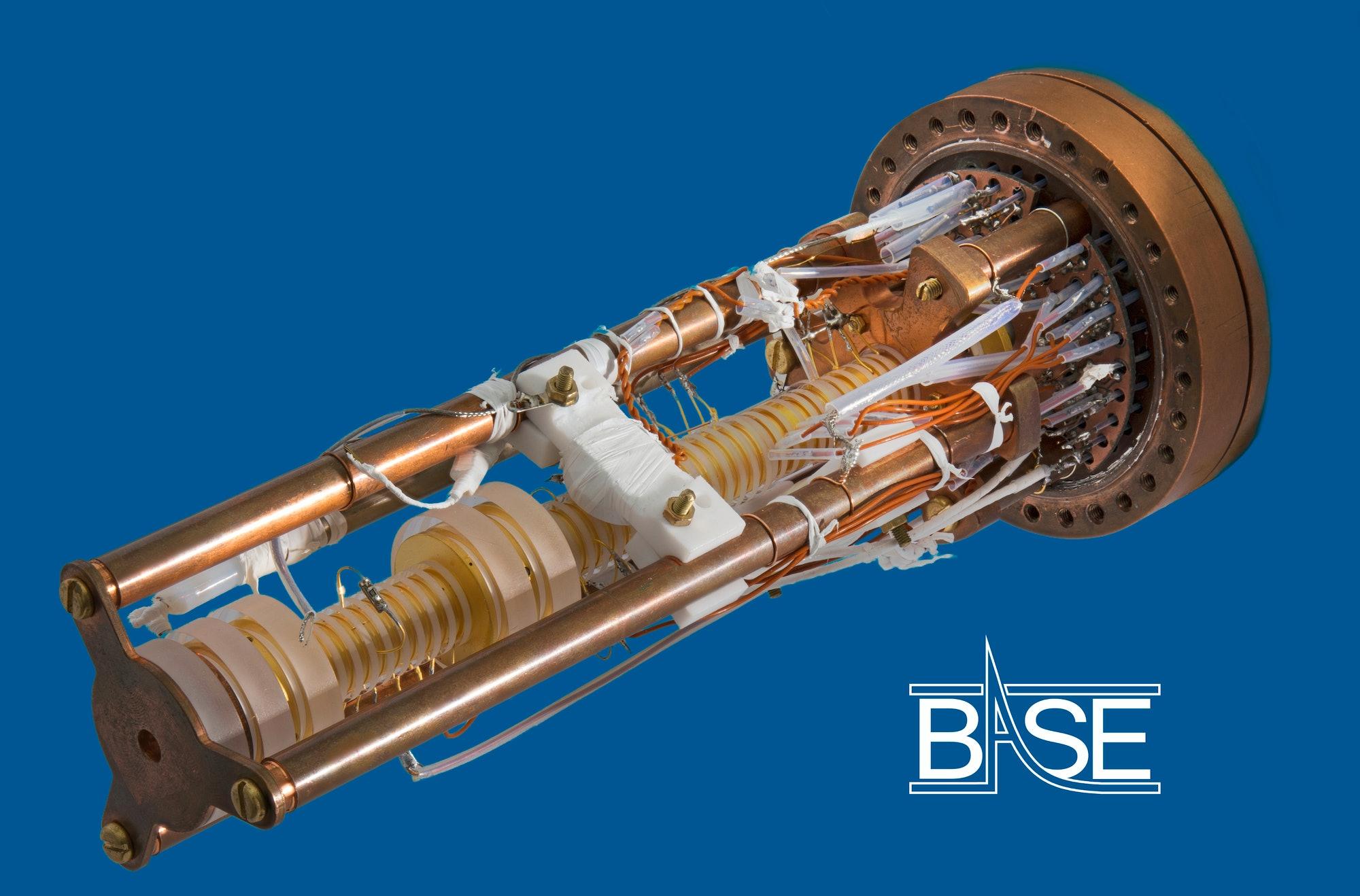 antimatter CERN
