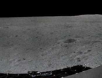 moon, far side