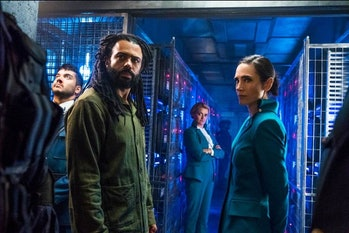 Daveed Diggs and Jennifer Connelly star in 'Snowpiercer'