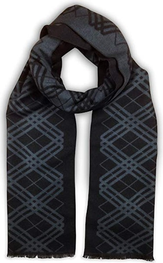Livativ Bleu Nero Winter Scarf