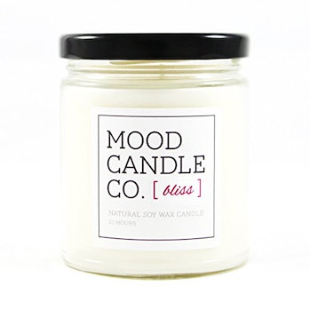 Mood Candle Co. Natural Soy Wax Candle