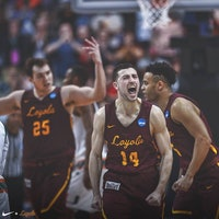 March Madness: Will Loyola-Chicago Make the Final Four? A.I. Predicts