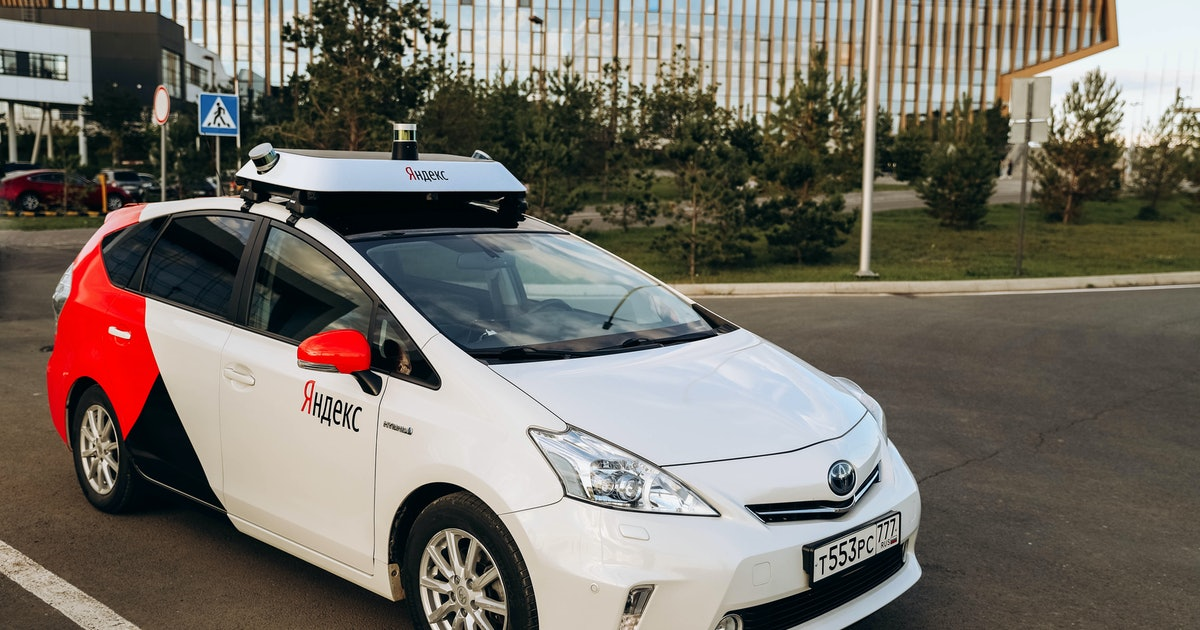 Yandex Autonomous Taxi Has Racked Up a Staggering Number of Trips in Russia