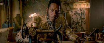 Orlando Jones as Mr. Nancy in 'American Gods' Season 1 finale 'Come to Jesus'