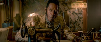 Orlando Jones as Mr. Nancy in 'American Gods' Season 1 finale 'Come to Jesus'