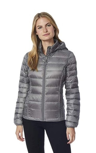 32 DEGREES Womens Ultra Light Weight Down Packable Jacket