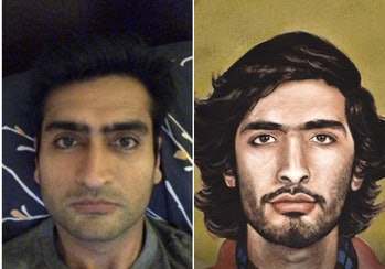kumail nanjiani arts and culture app google