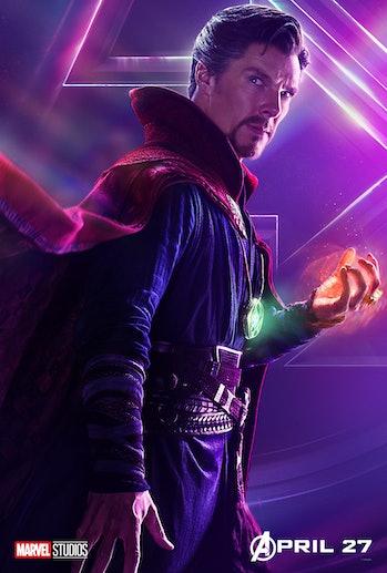 Doctor Strange Avengers