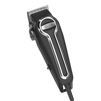 Wahl Clipper Elite Pro High Performance Haircut Kit for men, includes Electric Hair Clippers, secure fit guide combs with stainless steel clips - By The Brand used by Professionals #79602