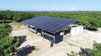 GivePower in Kiyunga