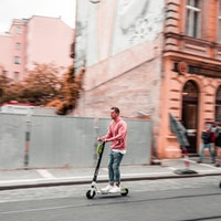 Electronic Scooter Crashes Share 3 Hazards: Alcohol, Drugs, and No Helmets