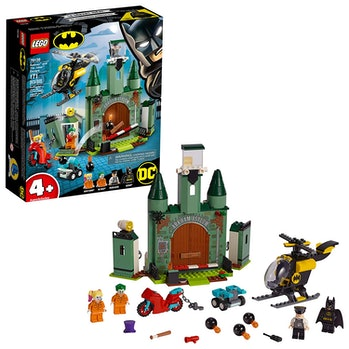 LEGO DC Batman: Batman and The Joker Escape 76138 Building Kit, New 2019