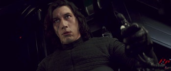 Kylo Ren's a bit of a baby, but he's also literally a baby in a new Star Wars book.